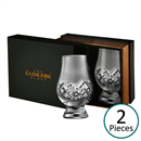 The Glencairn Official Cut Crystal Whisky Glass - Set of 2 (Presentation Box)