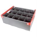 Wine Glass Storage Box - 15 Cell - 160mm High