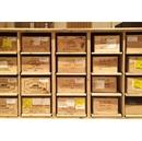 Wooden Wine Bottle Case Rack - 4 Drawer